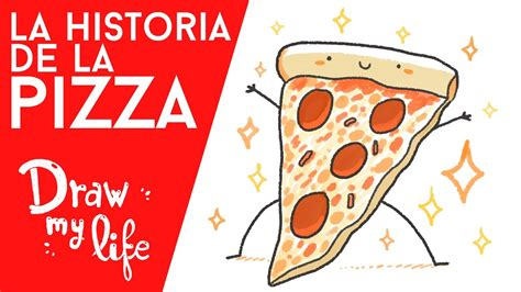 la historia de dracolino 8467502576 la historia de la pizza drawing things youtube