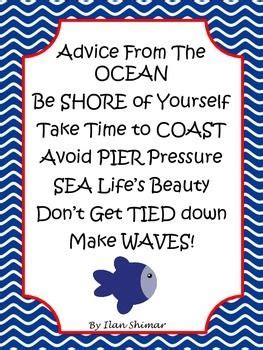 printable nautical quotes anchor quotes for a nautical theme classroom navy and