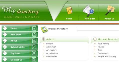 business directory template free php link directory template archive list of templates for version2 12