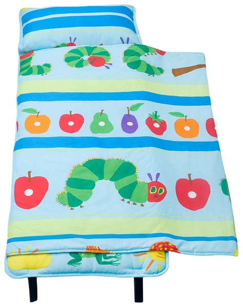 100 Cotton Nap Mat - the world of eric carle the hungry