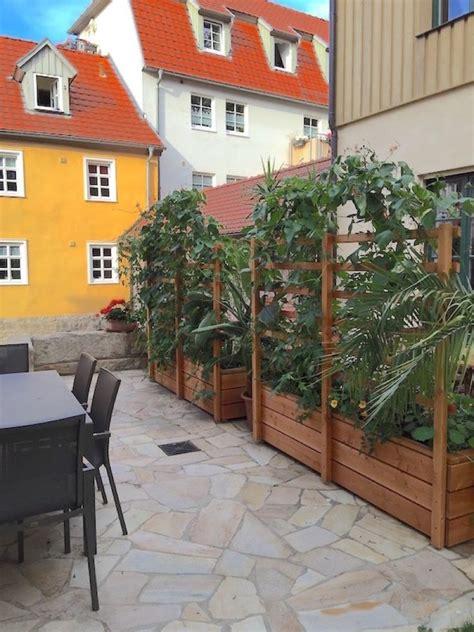 Gartenpflanzen Bestellen 1163 by Die Besten 25 Rankgitter Mit Pflanzkasten Ideen Auf