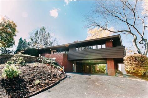 houses for sale carnegie pa 10 mid century modern listings just in time for mad men