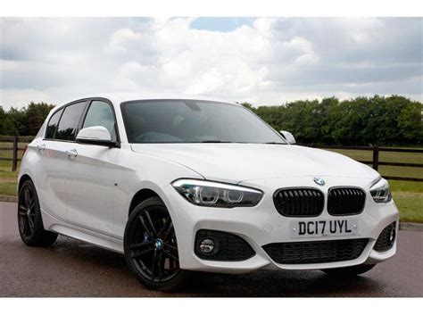 Used 2017 BMW 1 Series 5 door Sports Hatch 1.5TD 116d M