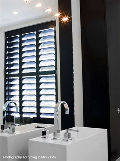 black shutter 40 best bathroom inspiration plantation shutters images