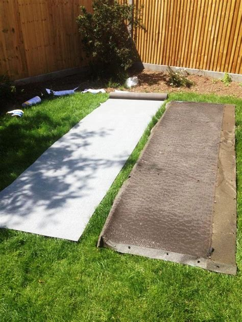 Re Roofing A Shed With Roofing Felt by Ruth S Garden Makeover Mh Landscapes