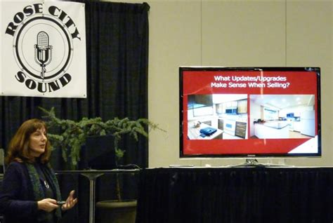 portland home stager speaks at the home improvement