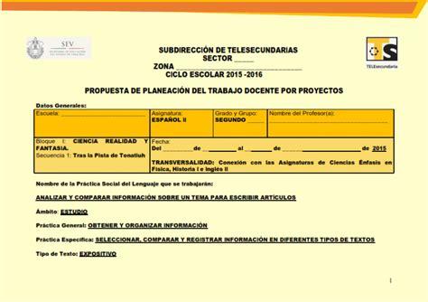 planeaciones de telesecundaria 2016 argumentadas telesecvirtual 2015 planeaciones ciclo escolar 2013 2014