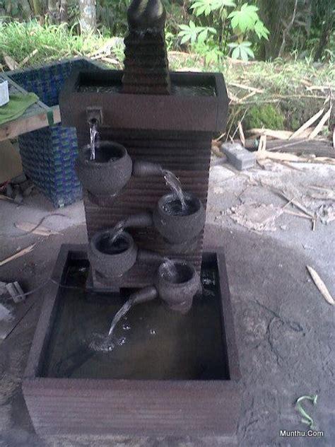 jual batu kolam air mancur harga murah magelang oleh toko