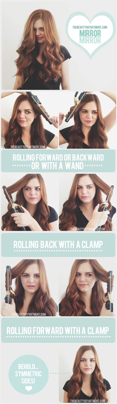 diy hairstyles curls diy symmetric curls pictures photos and images for