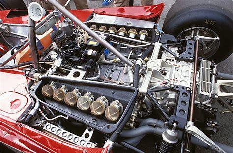Lamborghini B12 by Ferrari 312 T2 Ferrari 015 3 0 B12 1977 Engine