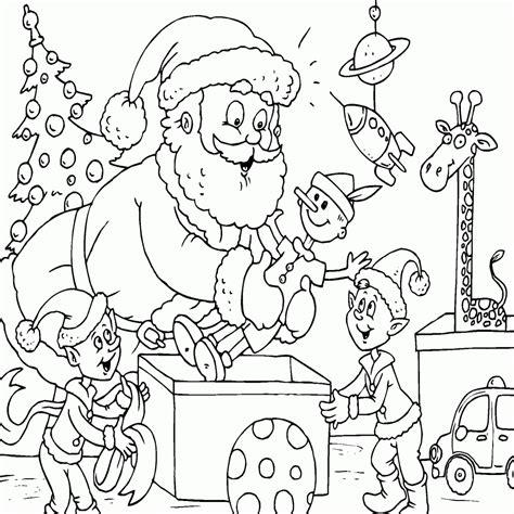 dibujos colorear papa noel az dibujos para colorear pintar a papa noel archivos dibujos animados para colorear