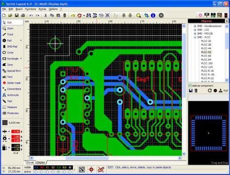 pcb layout software os x sprint layout alternatives for mac os x alternativeto net