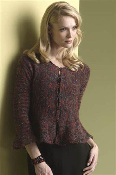 knit ruffle sweater pattern ruffle sleeved cardigan free knitting pattern blog