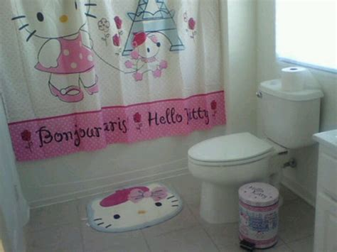 hello kitty bathroom sets 164 best images about hello kitty bathroom on