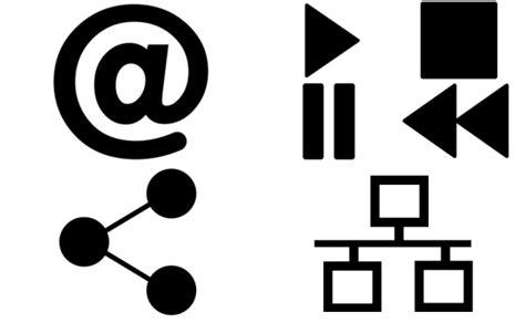 imagenes de simbolos tecnicos s 237 mbolos tecnol 243 gicos qui 233 n los invent 243 y qu 233 significan