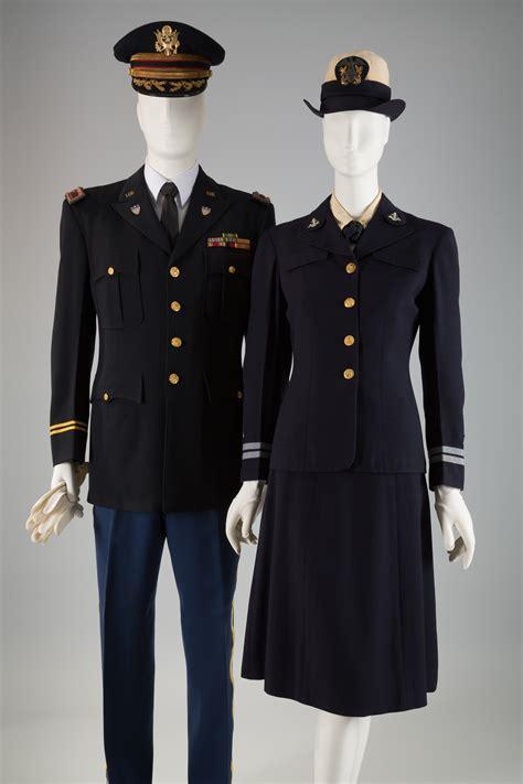 blue uniform fashion and the uniform in america