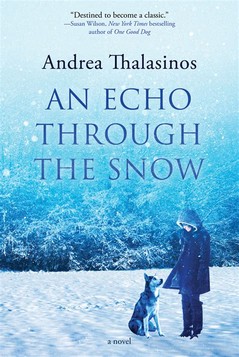 august snow books an echo through the snow review giveaway from left