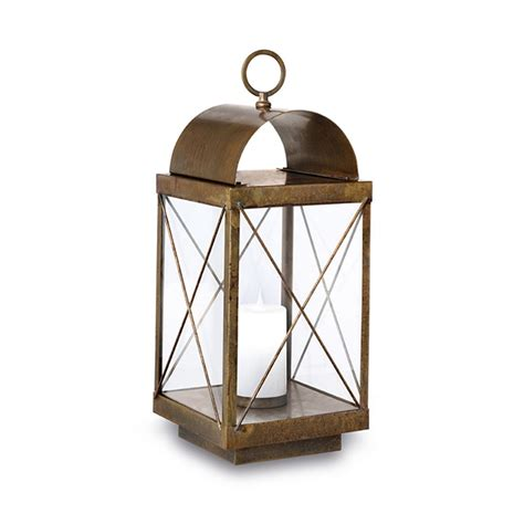 lanterna candela lanterna grande da terra da esterno con candela il fanale