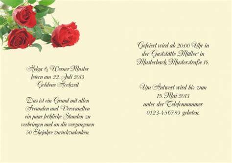 Einladung Zur Goldenen Hochzeit by Einladung Zur Goldenen Hochzeit Text Cloudhash Info