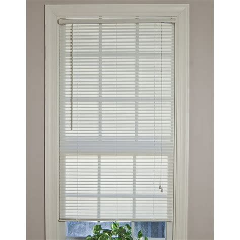 Mini Blinds Mainstays Light Filtering 1 Quot Mini Blinds White Other