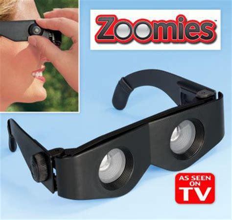 free shipping 144pcs lot zoomies wearable binoculars as