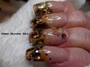 thanksgiving acrylic nails pin by denise johnson heavner on bold and beautiful nails