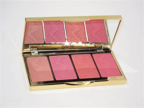 Harga Shade Blush On Palette Makeover tarte blush bliss palette review swatches musings