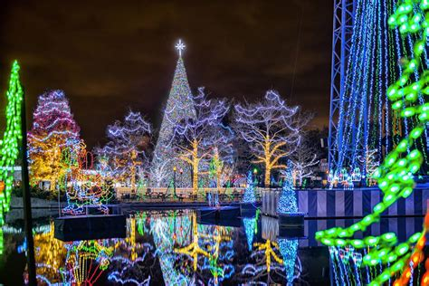 christmas light display in pennsylvania 10 best attractions in pittsburgh