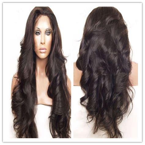 lace front wigs human hair wigs weave hairstyles beauty products 100 indian remy human hair natural wave full lace wigs