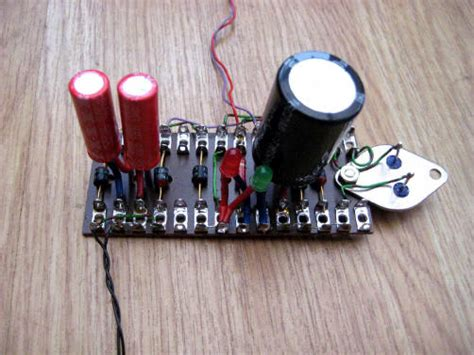 modeling capacitor discharge basic simple electrics for model railways
