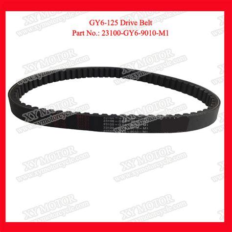 v belt ya part no 23100 gy6 9010 m1original bando conveyor belt v