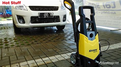Mesin Steam Motor krisbow launched 4 new home high pressure cleaner machine