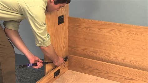 how to make a wall bed create a bed 174 deluxe murphy bed mechanism with tube legs
