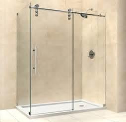 Bath Shower Enclosure Kits enigma z 60 quot shower enclosure w slimline base