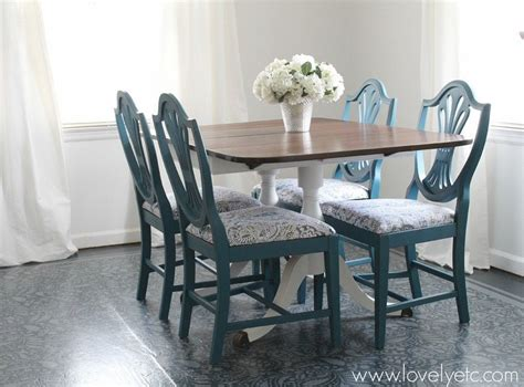Reupholster A Dining Room Chair by Gorgeous Dining Chair Transformation Lovely Etc