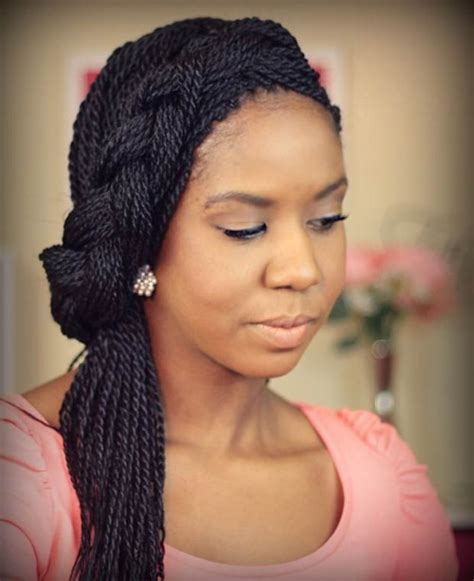 women over 40 braid work hairstyles 40 senegalese twist hairstyles for black women