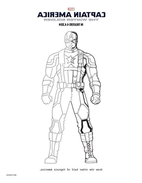 full frame captain america civil war coloring pages fun