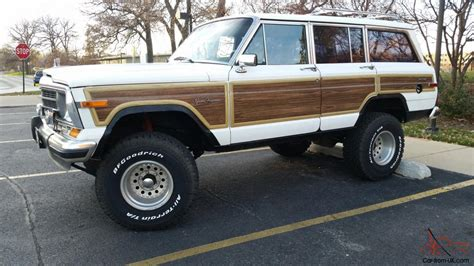 Four Door Jeep For Sale Jeep Wagoneer 4 Door