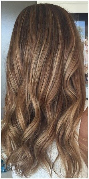pinterest highlights for brunettes beachy brunette balayage highlights hair color