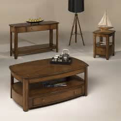 livingroom table sets hammary 3 primo living room coffee table set atg