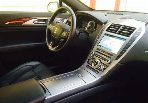 lincoln 2017 inside 2017 lincoln mkz reserve hybrid review makes me want a