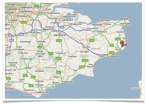 map uk kent kent map