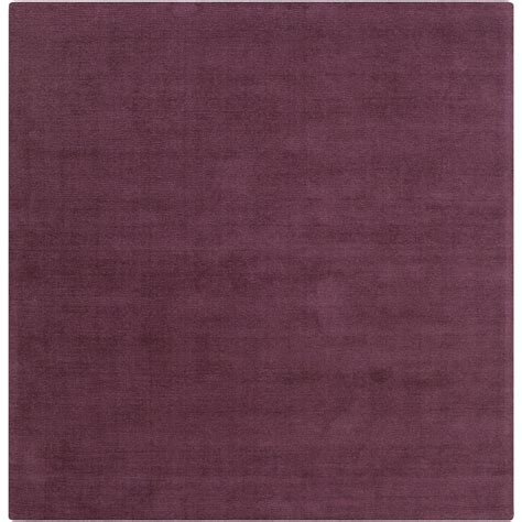 Eggplant Area Rug Artistic Weavers Falmouth Eggplant 8 Ft X 8 Ft Square Indoor Area Rug S00151020717 The Home