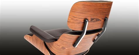 Eames Wood Lounge Chair by Eames Inspired Lounge Chair A Steelform Design Classic