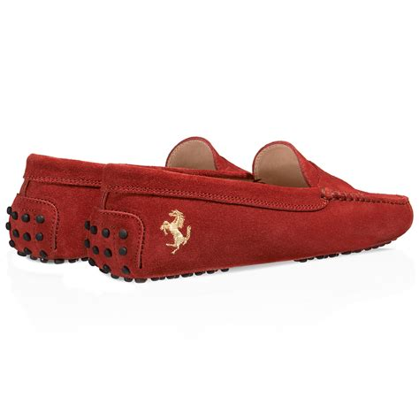 driving shoes tod s for gommino driving shoes in suede in lyst