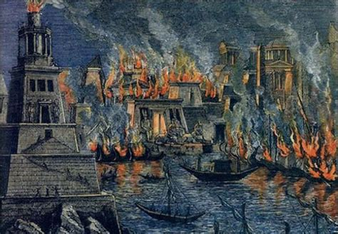 lost alexandria 16 irreplaceable things humans lost or destroyed throughout history