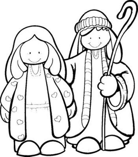 imagenes de jesus jose y maria para colorear imagenes religiosas para colorear solountip com