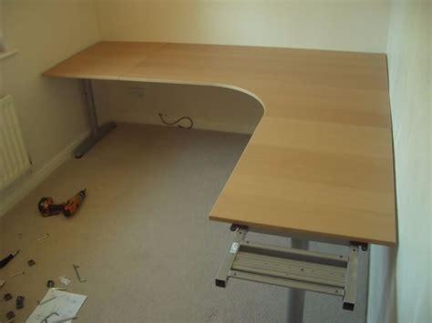 Large Corner Desk Ikea Corner Desk With Hutch Ikea Matt And Jentry Home Design