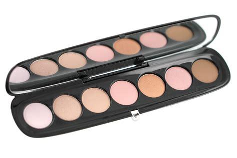 Marc Style Eye Con No 7 Plush Eyeshadow Palette marc style eye con no 7 plush shadow palette in the