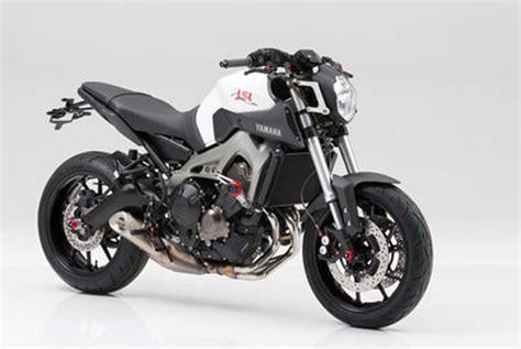 Motorrad Tuning Yamaha Mt 09 by Yamaha Mt 09 Lsl Motorrad News